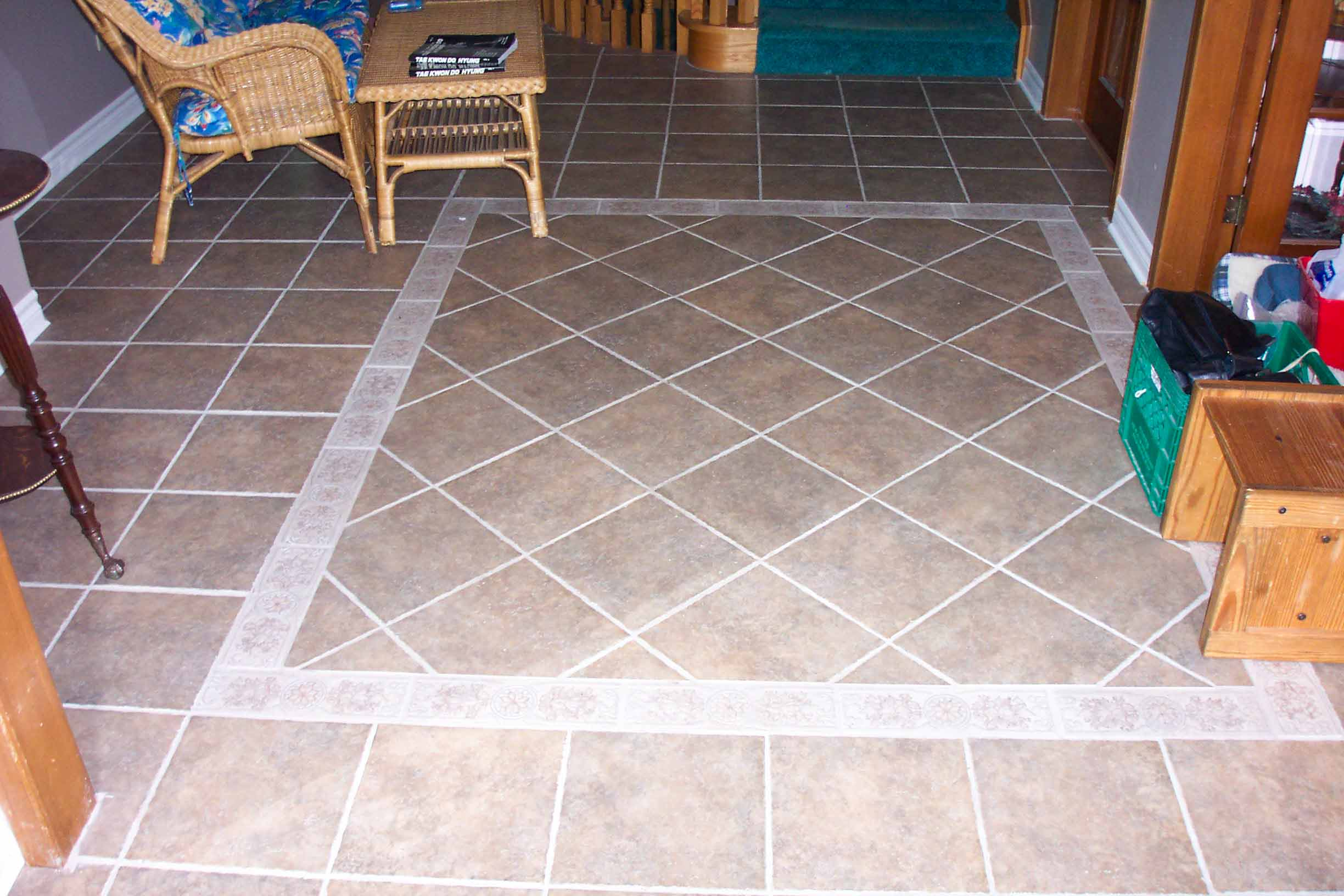 Floor patterns for tile free patterns for Kitchen floor ceramic tile design ideas
